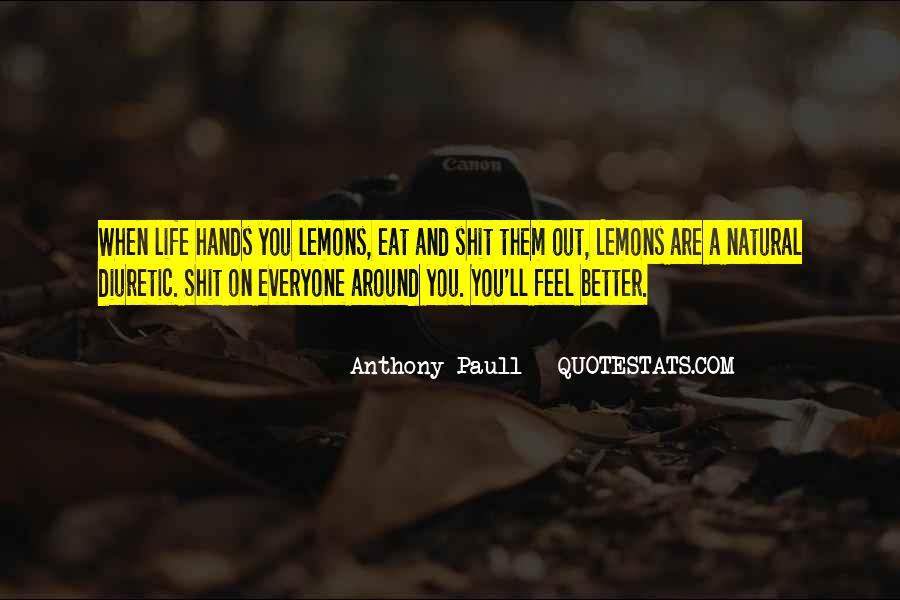 Paull Quotes #256190