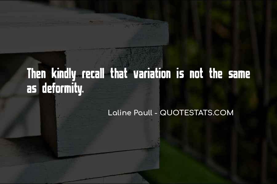 Paull Quotes #331805