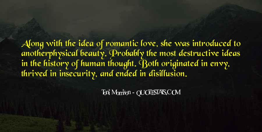 Quotes About Disillusion Of Love #181710