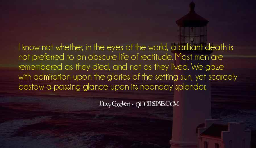Quotes About Disillusion Of Love #1877960
