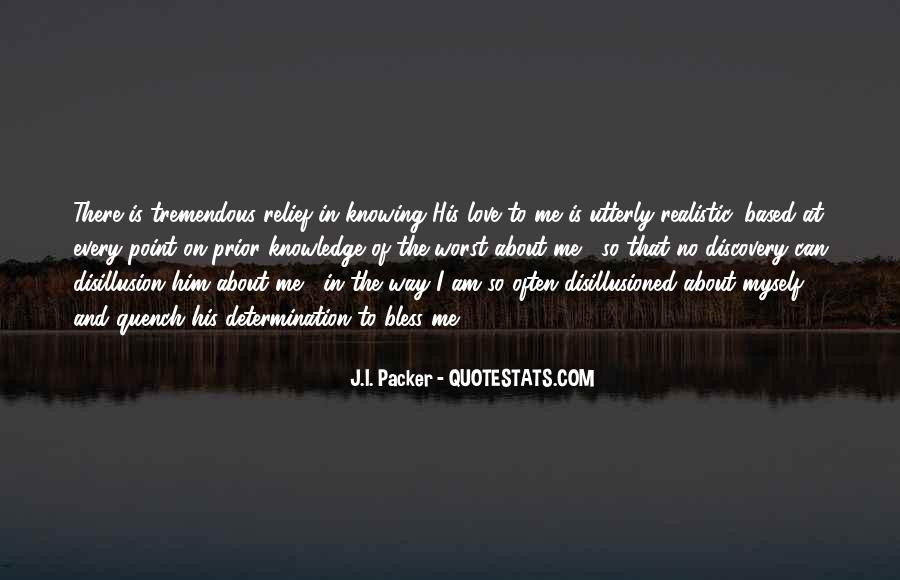Quotes About Disillusion Of Love #927453