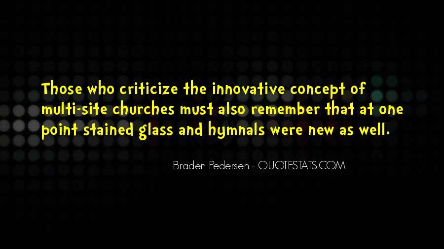 Pedersen Quotes #344799