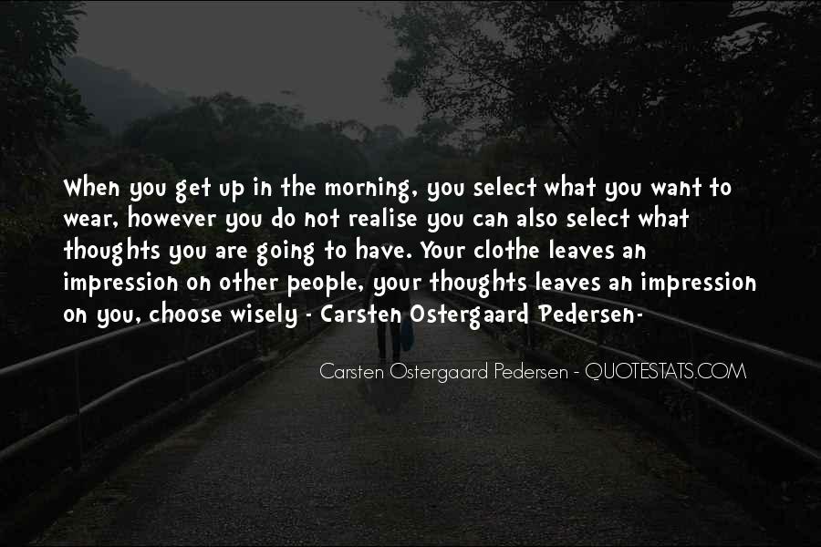 Pedersen Quotes #628184