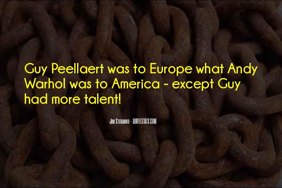 Peellaert Quotes #291176