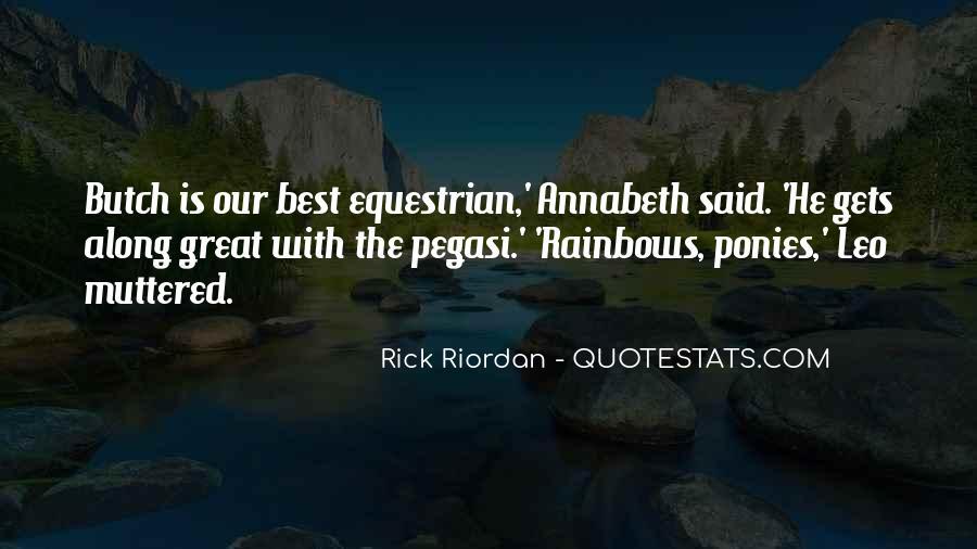 Pegasi Quotes #1177997