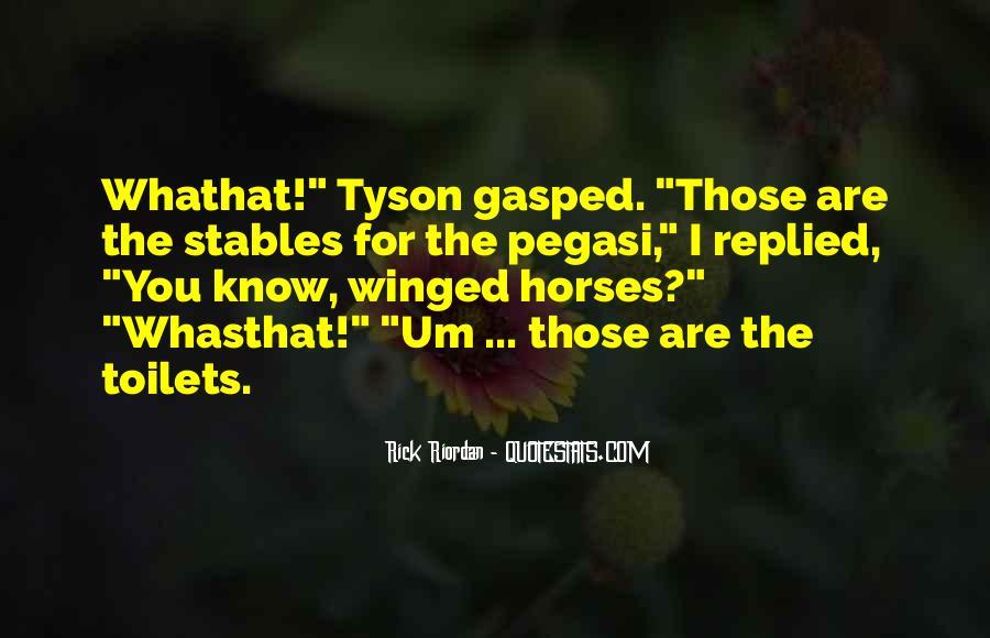 Pegasi Quotes #470884