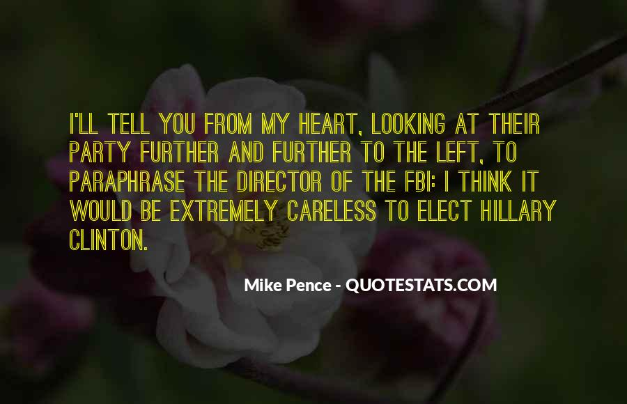 Pence Quotes #149752
