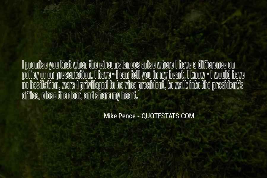 Pence Quotes #349601