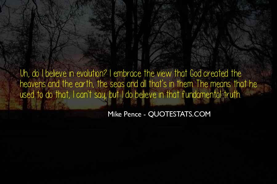 Pence Quotes #958350
