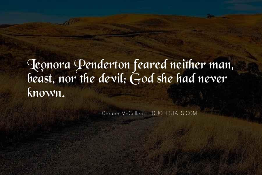 Penderton Quotes #300436