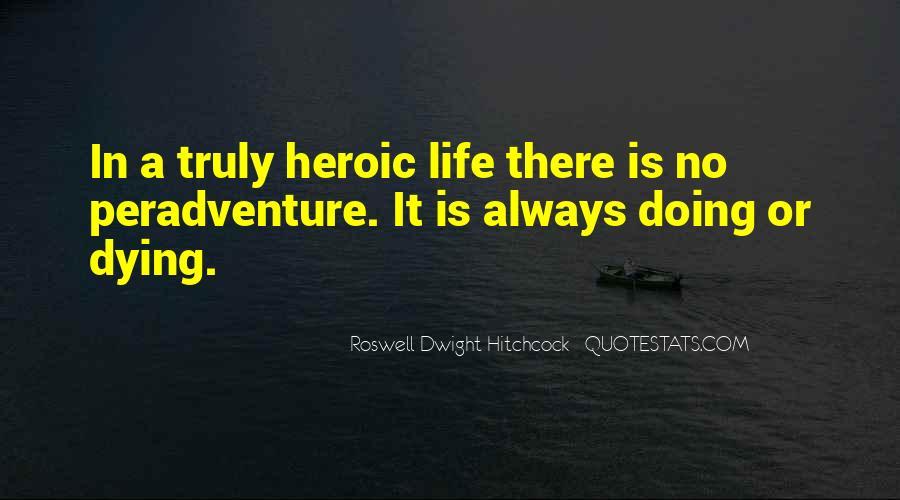 Peradventure Quotes #905495