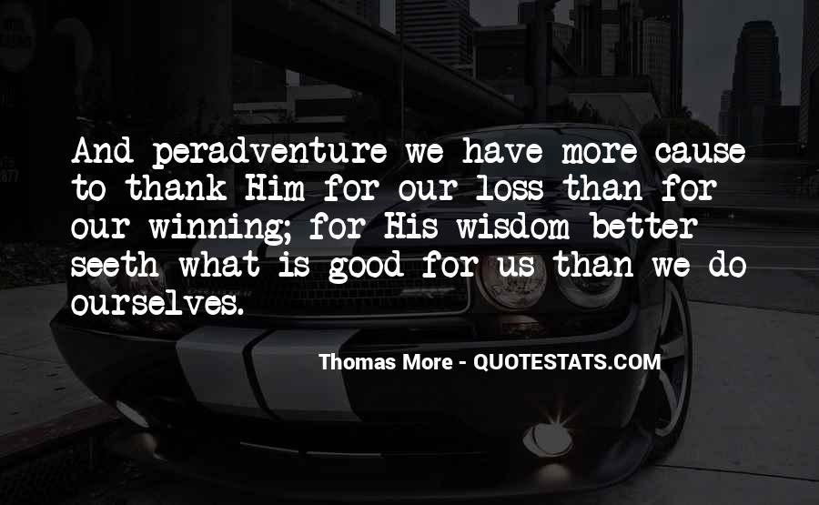 Peradventure Quotes #946262