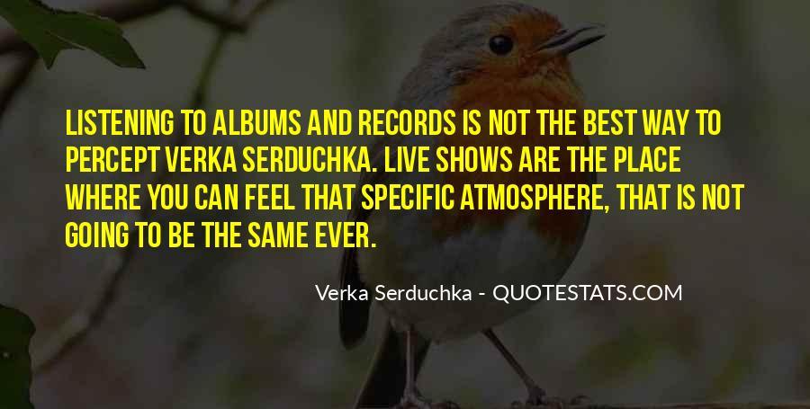 Percept Quotes #80575