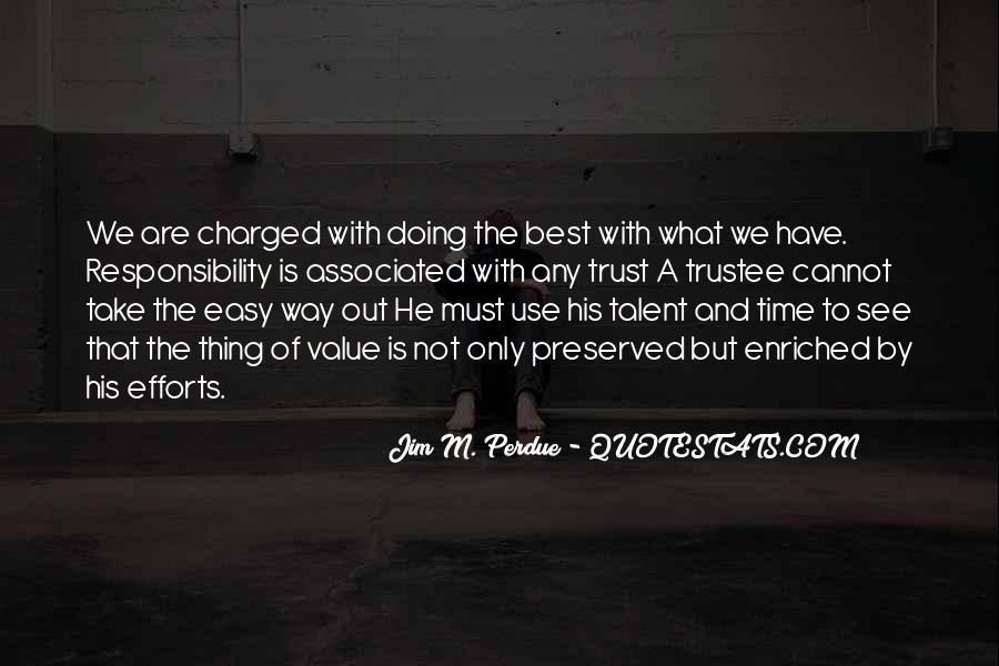 Perdue Quotes #1101811