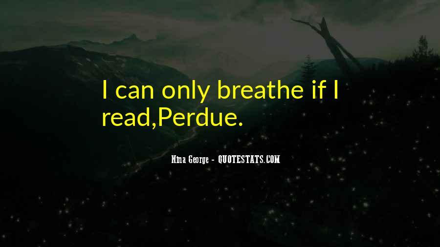 Perdue Quotes #278316