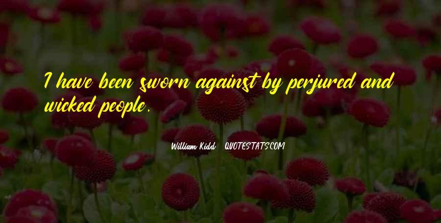 Perjured Quotes #629866