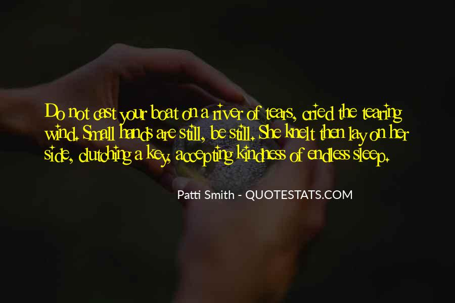 Quotes About Small Hands #1031518