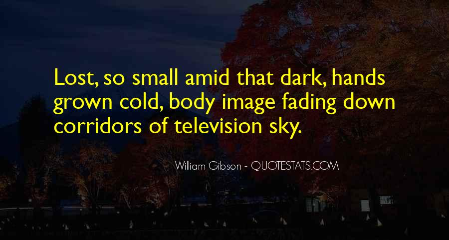 Quotes About Small Hands #134588