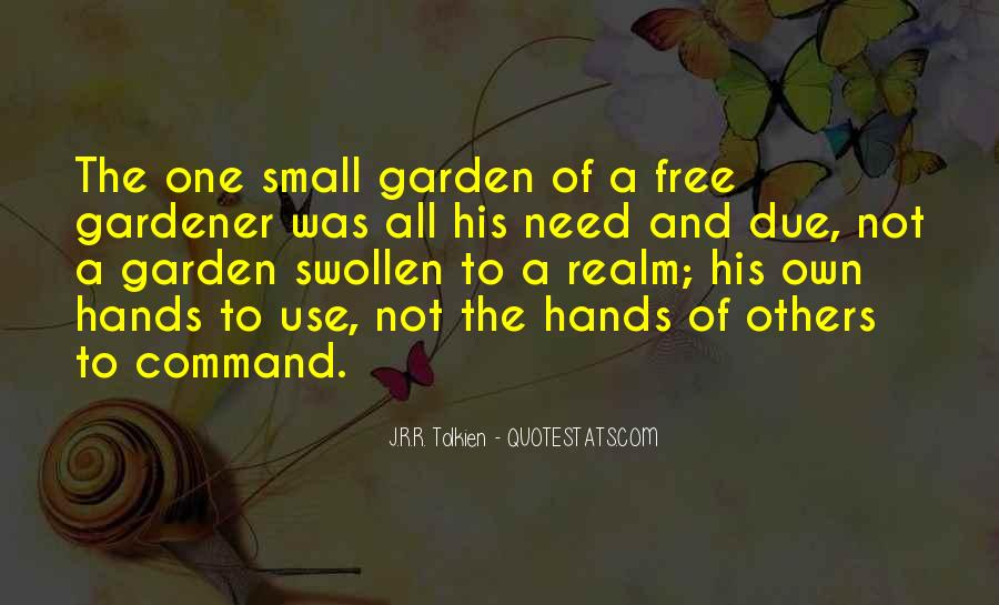 Quotes About Small Hands #815858