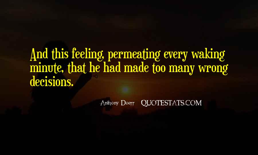 Permeating Quotes #852302