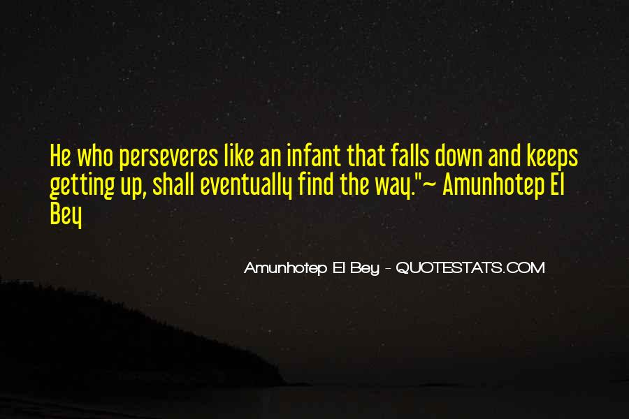 Perseveres Quotes #1001042