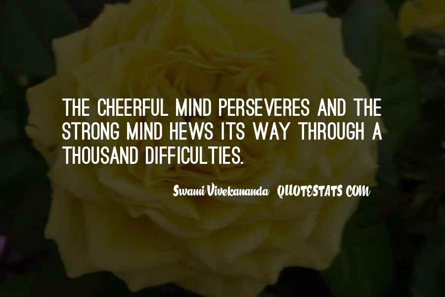 Perseveres Quotes #104057