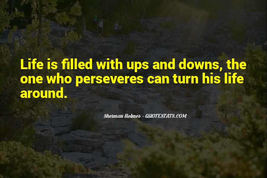 Perseveres Quotes #1397506