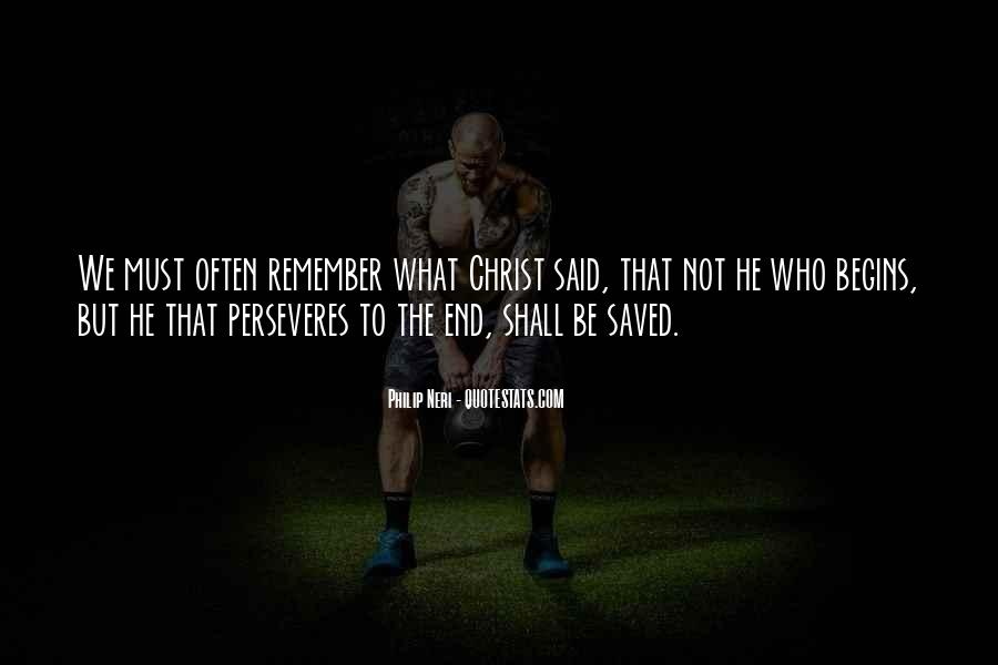 Perseveres Quotes #1506389