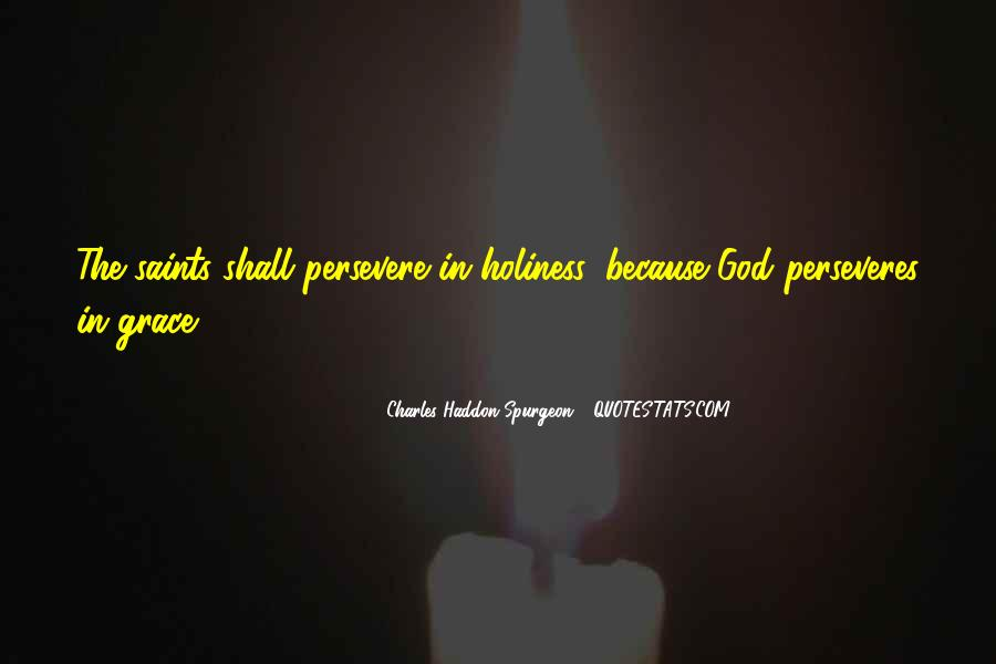 Perseveres Quotes #1716414