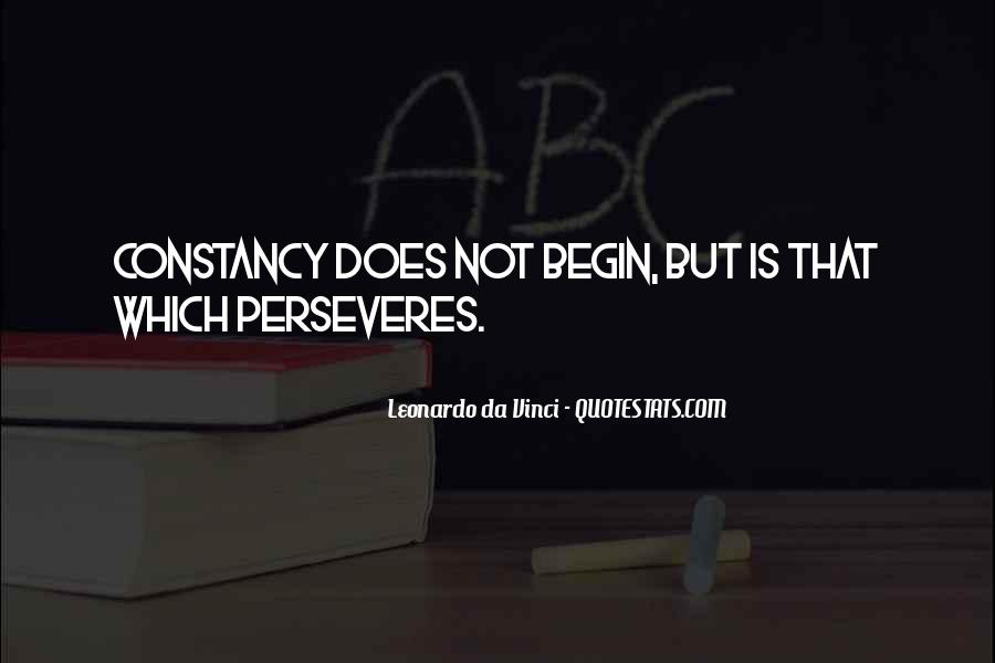 Perseveres Quotes #1874227
