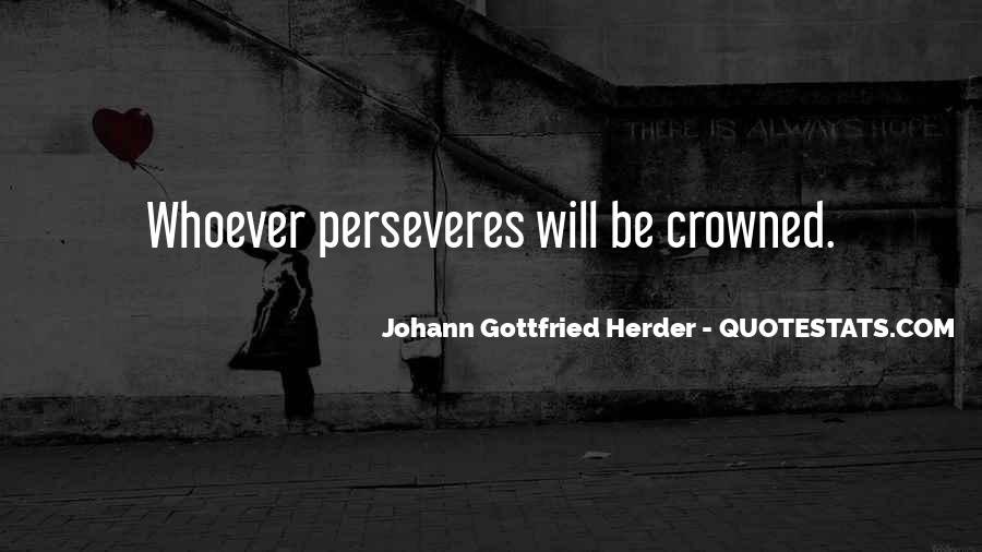 Perseveres Quotes #296167