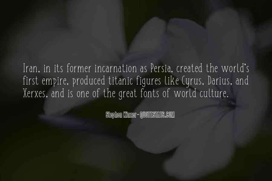 Persia's Quotes #1439288
