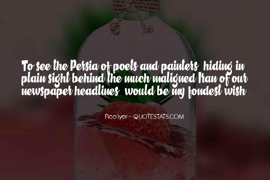 Persia's Quotes #1645114