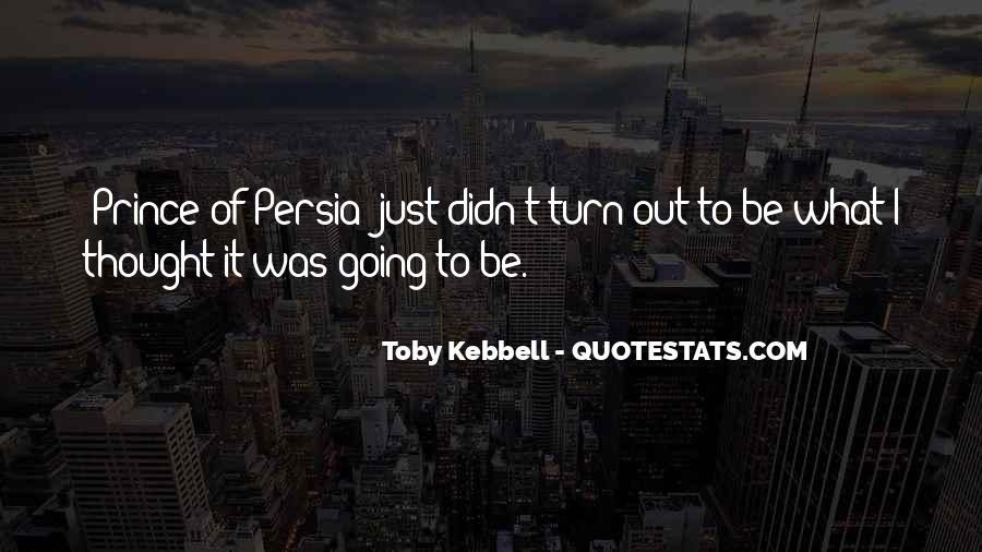 Persia's Quotes #217054