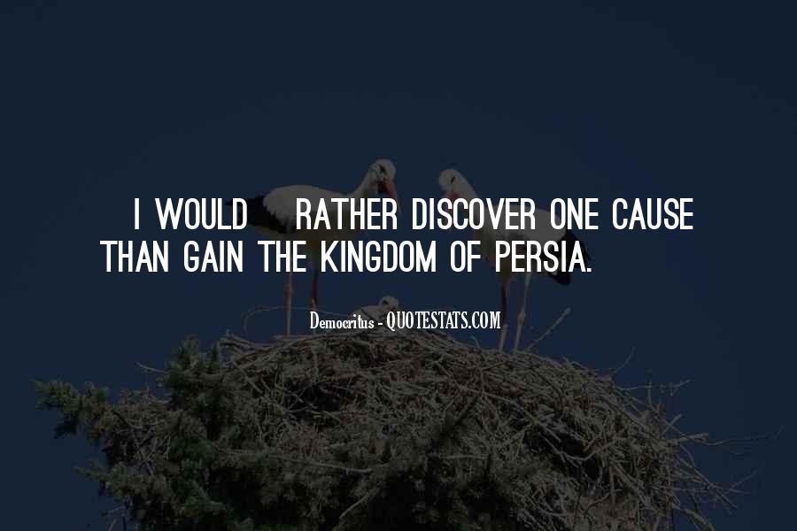 Persia's Quotes #800690