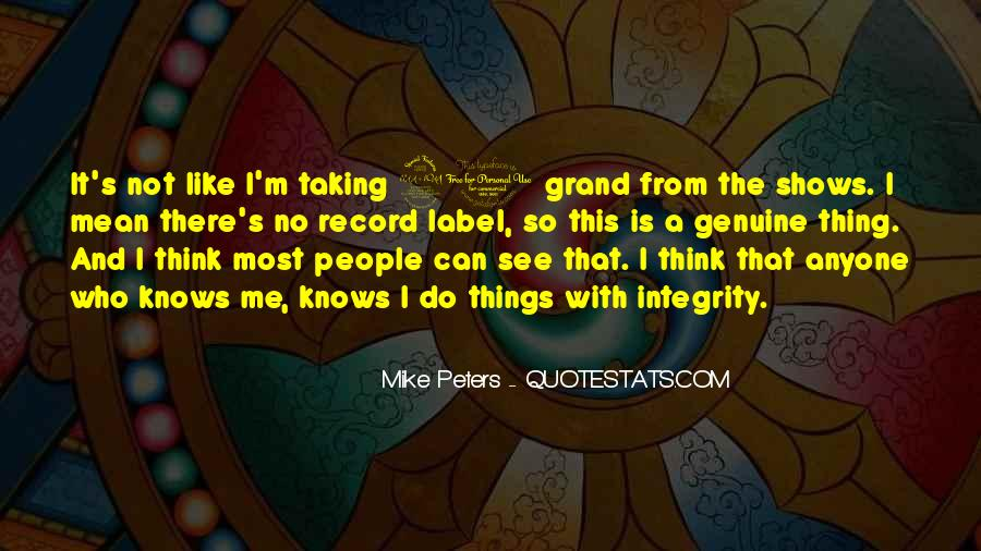 Peters's Quotes #1044437