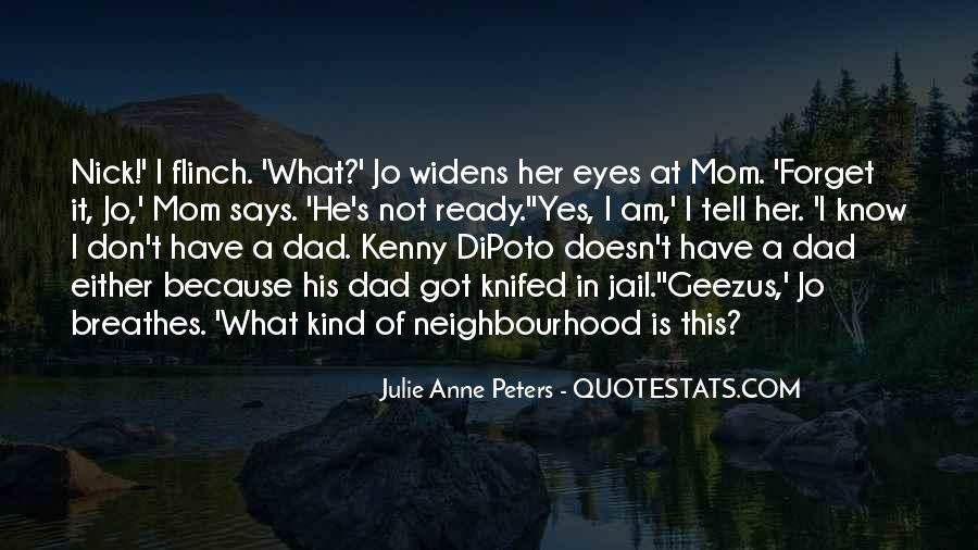 Peters's Quotes #1122212