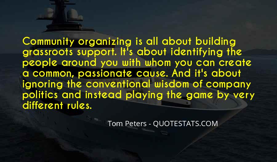 Peters's Quotes #120639