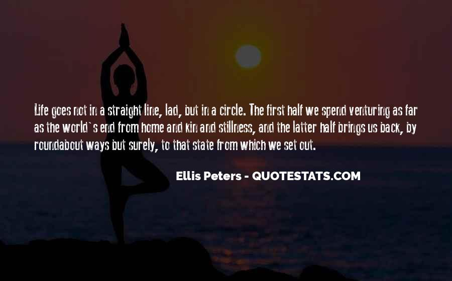Peters's Quotes #1324210