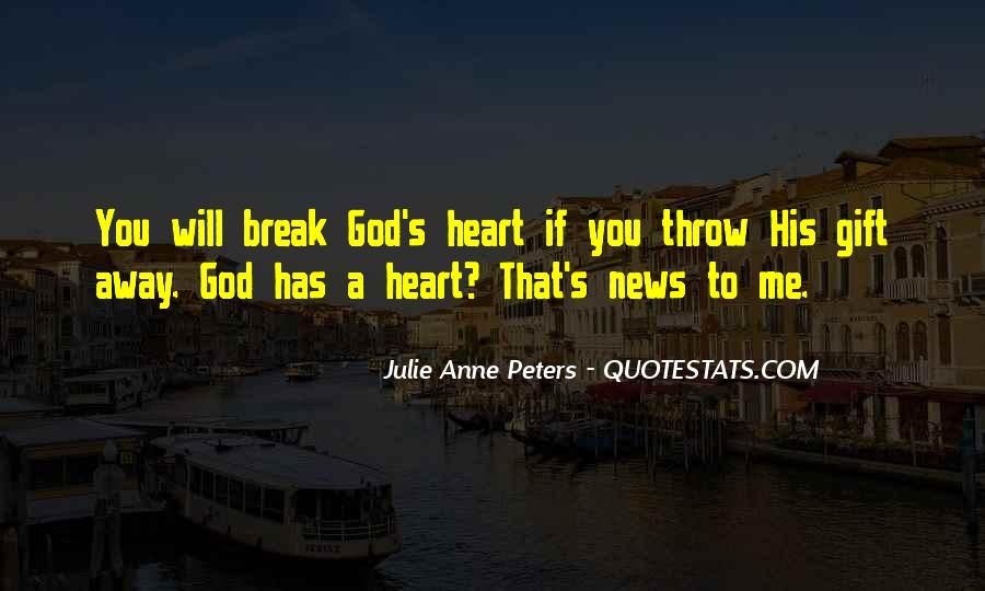 Peters's Quotes #160271