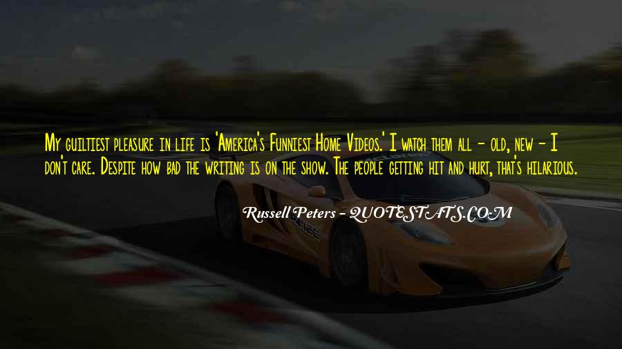 Peters's Quotes #264727