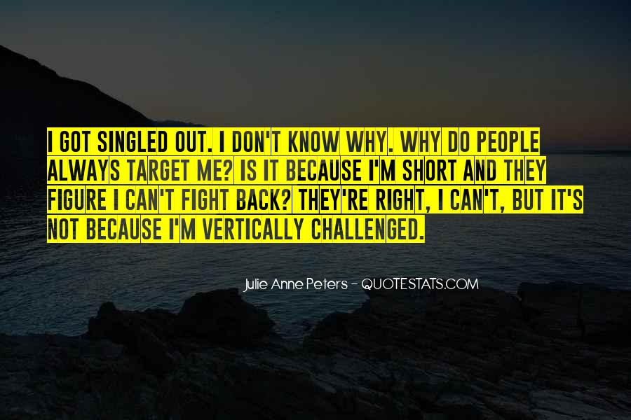 Peters's Quotes #359921