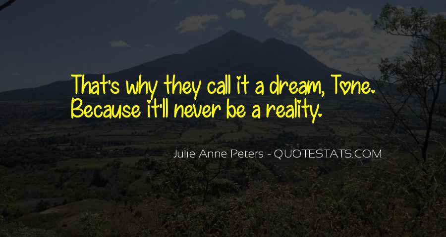 Peters's Quotes #520993