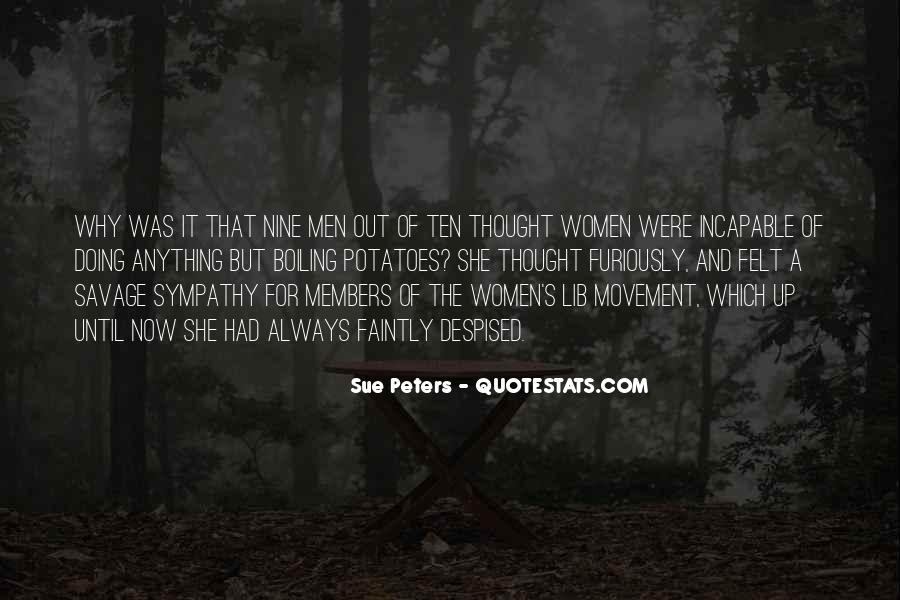 Peters's Quotes #848224