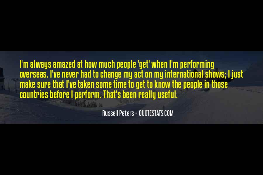 Peters's Quotes #897931