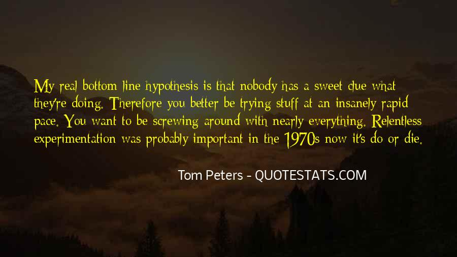 Peters's Quotes #936041