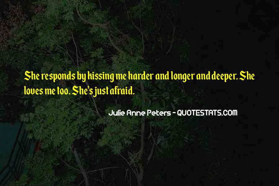 Peters's Quotes #995653