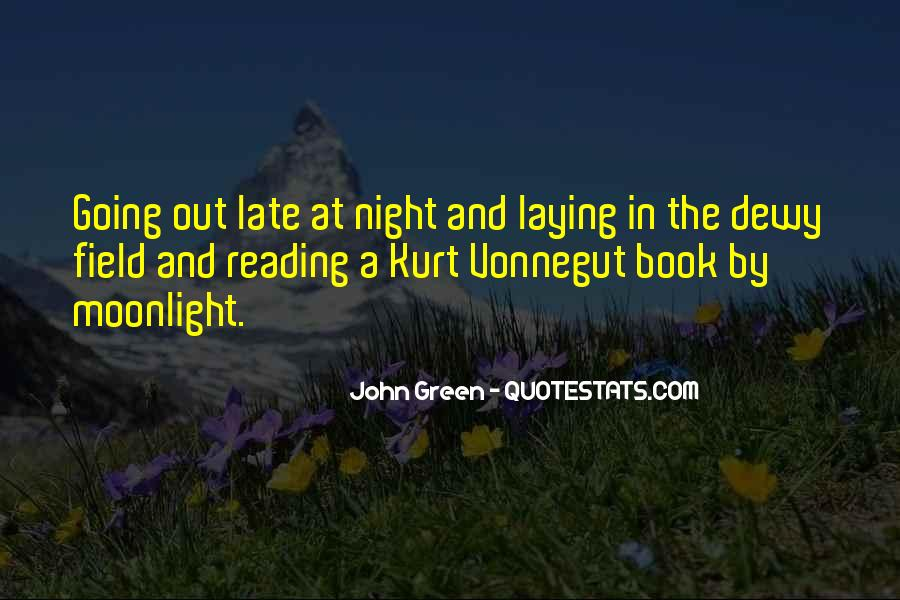 Quotes About Reading John Green #1253161