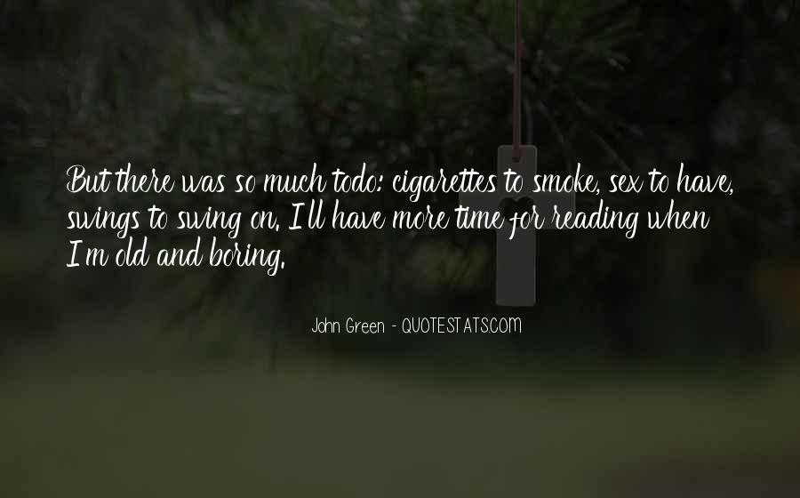 Quotes About Reading John Green #1319620