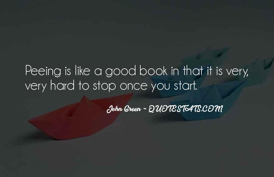 Quotes About Reading John Green #291264